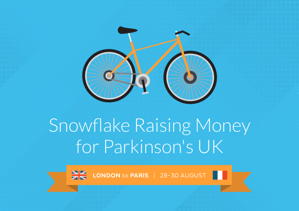 Raising funds to find a cure for Parkinson's