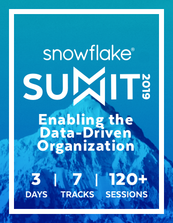 Learn How to Accelerate Analytics at Snowflake Summit