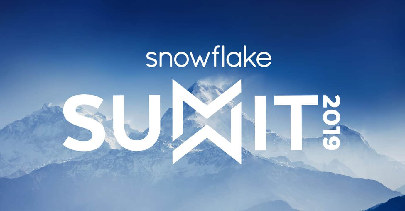 Relentless Innovation: Product Round-up for Snowflake Summit 2019