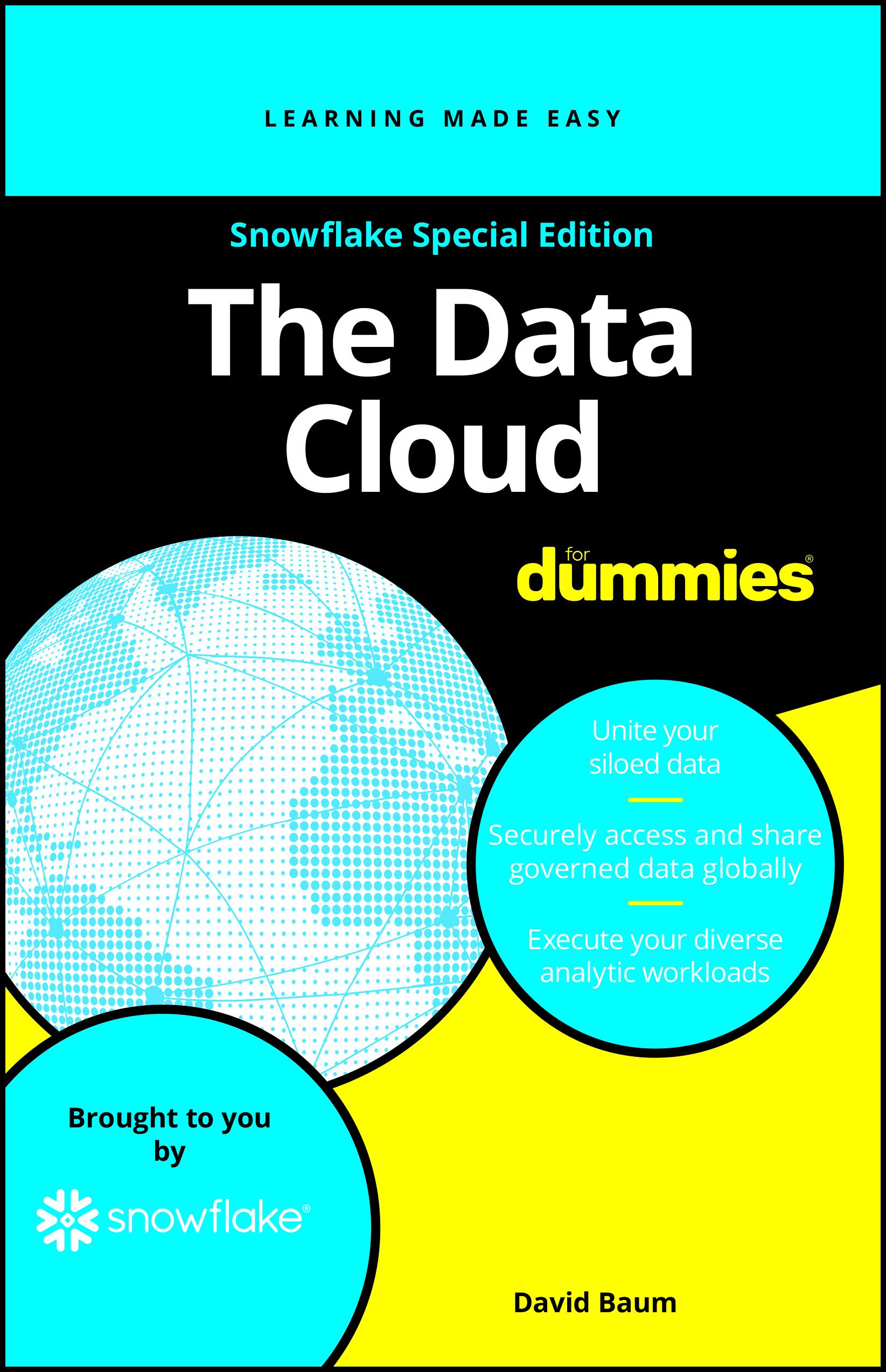 snowflake data cloud